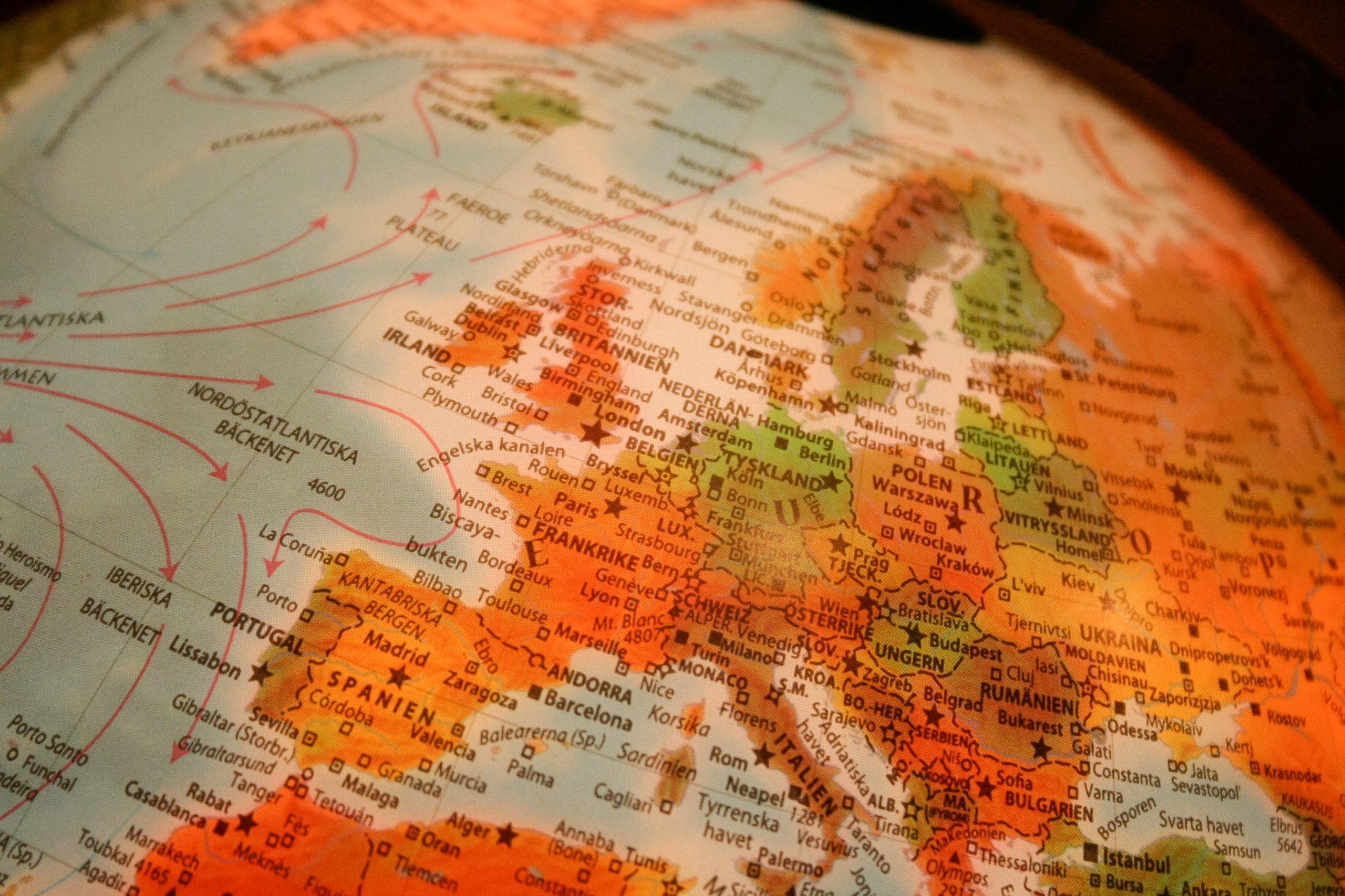 La Comercialización del espacio en España